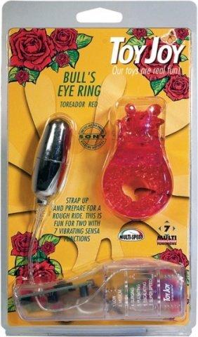 Вибронасадка Bulls Eye Ring