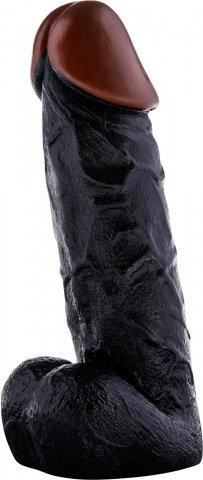 Фаллоимитатор prince of namibia dong 20 cm black9702tj 20 см