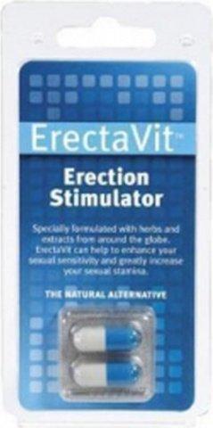 Продукт для мужчин ErectaVit - Erection Stimo