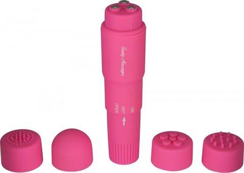 ����������� funky massager pink 9800tj