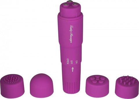 Виброракета funky massager violet 9801tj