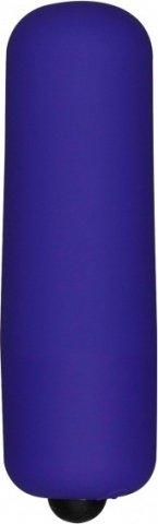 Вибропулька, фиолетовая, 15 х55 мм