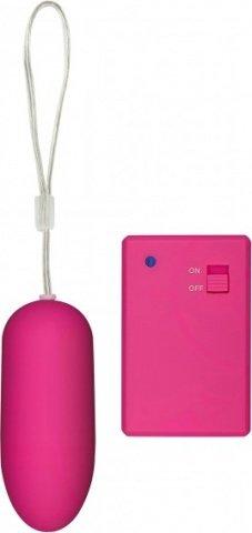 Дистанционное яйцо Funky Remote Egg Pink 9888TJ
