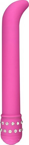 Стимулятор точки g diamond pink gsense vibe 9920tj