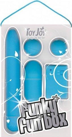 Dtj9976 Набор вибратор, шарики вагинальные 17 см, фото 3