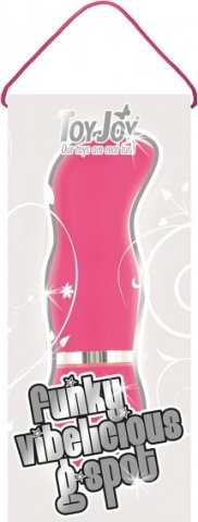 ������������� funky vibelicious g spot pink, ���� 3