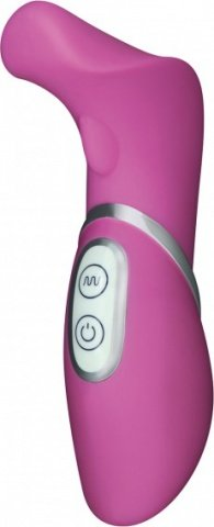 Вибромассажер senze vibrating stimulator pink