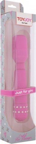 �������� crystal flex massager pink, ���� 2