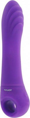 Изысканный вибратор Luna II Flexible Vibe Purple 10098TJ