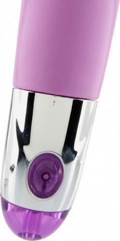 Вибромассажер, цвет Фиолетовый, фото 2