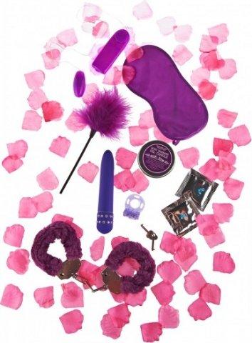 Эротический набор super sex bomb purple, фото 2