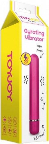 Водонепроницаемый вибратор, цвет Розовый, фото 2