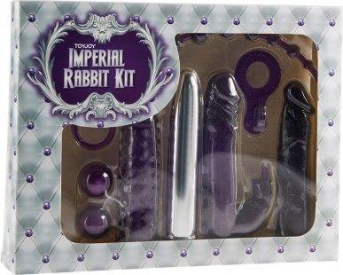 Секс-набор для пар Imperial Rabbit Kit, фото 4