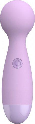 ������������� bella large wand massager purple