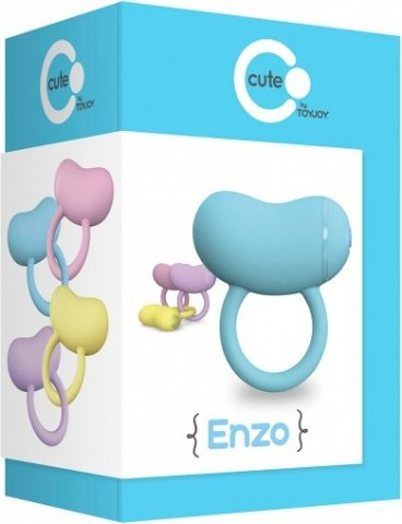 ����������� �� ����� enzo couples ring blue, ���� 2