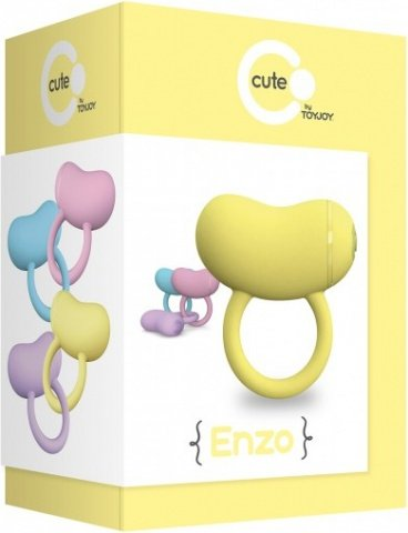 ����������� �� ����� enzo couples ring yellow, ���� 2