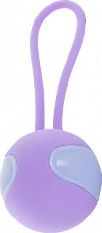 Вагинальный шарик desire kegel ball purple