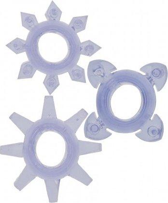 �������� ����� �� ����� tickle c-rings purple, ���� 2