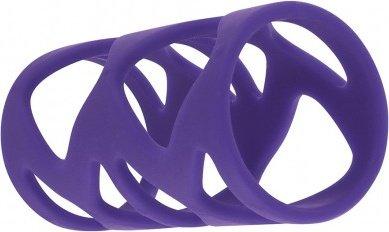 ������� double tickler sleeve set purple, ���� 3