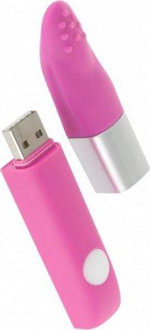 Мини вибратор travel g-sense pink, фото 3