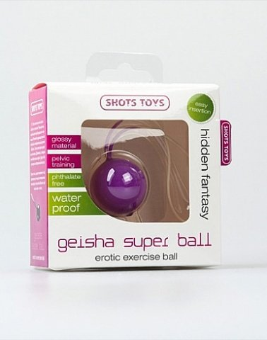 Шарики Geisha Super Purple SH-SHT032PUR, фото 2