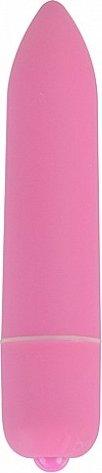 Вибратор Power Bullet Pink SH-SHT048PNK