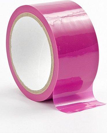 Лента bondage tape pink sh-oubt001pnk