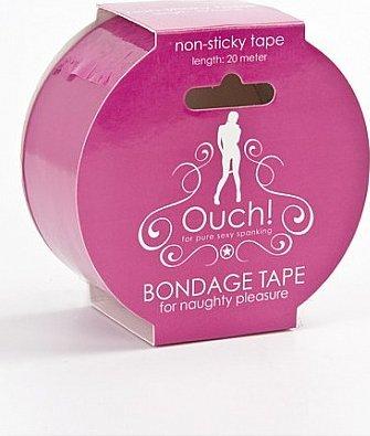 Лента bondage tape pink sh-oubt001pnk, фото 2