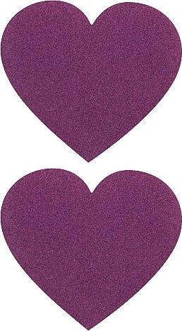 Пестисы сердце фиолетовые sh-ouns002pur