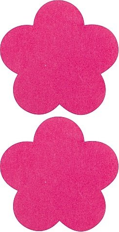 Пестисы цветы розовые sh-ouns014pnk