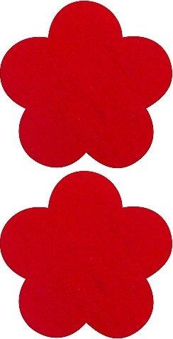 Пестисы цветы красные sh-ouns014red