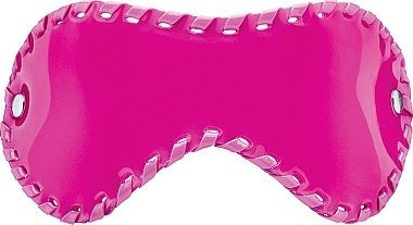 Pink Stitching Eye Mask with Elastic Strap SH-BAD005