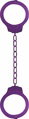 ����� Pleasure Legcuffs Purple SH-OU006PUR