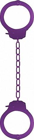 ��������� Pleasure Legcuffs Purple SH-OU008PUR
