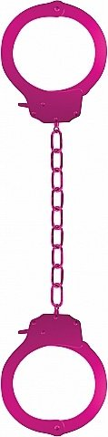 ��������� Pleasure Legcuffs Pink SH-OU008PNK