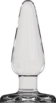 Анальный стимулятор Bottom Line 6 Model 1 Glass SH-BTM003GLS