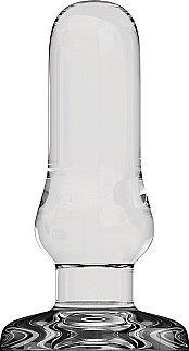 Анальный стимулятор Bottom Line 4 Model 4 Glass SH-BTM013GLS
