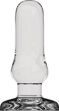 Анальный стимулятор Bottom Line 4 Model 4 Glass SH-BTM014GLS