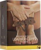 Кожаные поножи ! 180 | Оковы на ноги | Интернет секс шоп Мир Оргазма
