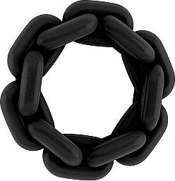 эрекционное кольцо sono черное sh-son006blk