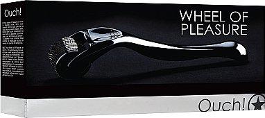 Массажный ролик Wheel of Pleasure SH-OU095BLK, фото 2