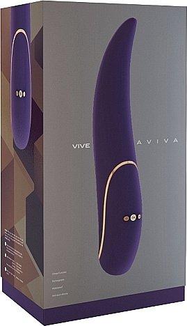 вибратор aviva-purple sh-vive005pur, фото 2