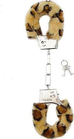 Наручники Furry Handcuffs Cheeta SH-SHT255CTH 26 см