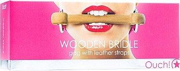 ���� Wooden Bridle - Pink SH-OU075PNK, ���� 2