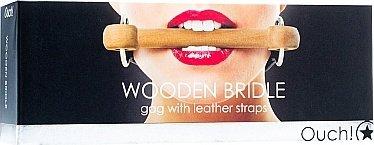 ���� Wooden Bridle - Black SH-OU075BLK, ���� 2