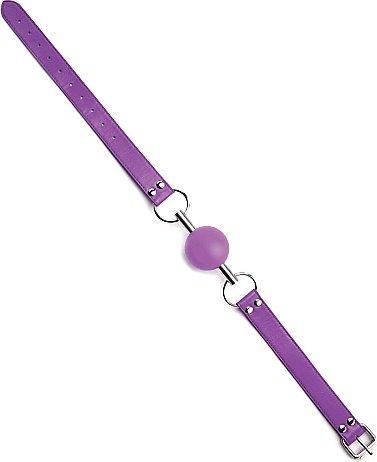 Кляп ouch! фиолетовый sh-ou099pur, фото 2