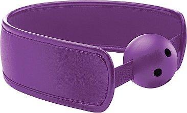 Кляп brace balll ouch! purple sh-ou121pur