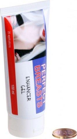 Гель для быстрого увеличения груди perfect breasts enhancer gel 100 мл, фото 2