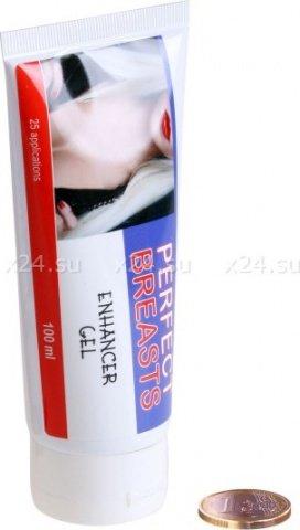 Гель для быстрого увеличения груди perfect breasts enhancer gel 100 мл, фото 4