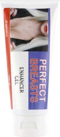 Гель для быстрого увеличения груди perfect breasts enhancer gel 100 мл, фото 5